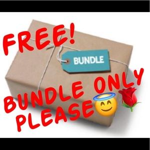 Other - ♥️FREE♥️ BUNDLE ITEM ONLY PLEASE😇